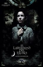 Pan's Labyrinth movie poster print (style b)  : Guillermo Del Toro : 11 x 17