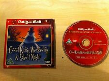 GOOD KING WENCESLAS & SILENT NIGHT Christmas Animated Double Family Classic DVD