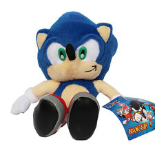 GENUINE SONIC THE HEDGEHOG TAILS SEGA Games Soft Plush Figure Doll Toy 8.6 inch