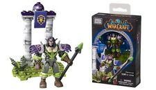 Mega Bloks World of Warcraft Ironoak Figure & Battle Set NIB 29 pcs New in Box