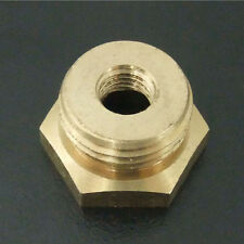Rcexl 14mm to 1/4-32mm Spark Plug Copper Bushing Adapters