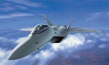 F22 Raptor Fighter Plastic Kit 1:72 Model 1207 ITALERI