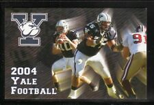 2004 Yale Bulldogs Football Schedule--New Haven Register