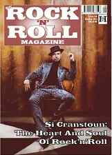 UK ROCK MAGAZINE Issue 126 October 2014 ROCKABILLY - Si Cranstoun - Vince Eager