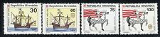 CROATIA 1992 EUROPA/DISCOVERY of AMERICA/COLUMBUS/SAILING SHIP/INDIAN/HORSE