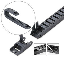"40"" 15x20mm Flap Interior-open Cable Carrier with Mounting Bracket R28"