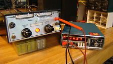 DELTRON RP20-3 Series 0 to 20 Volt 3 Amp Lab Power Supply  Tested