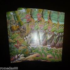 China Taiwan 2012 Wild Mushrooms of Taiwan Stamps souvenir sheet