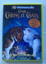 DVD COMME CHIENS ET CHATS - Jeff GOLDBLUM / Elizabeth PERKINS