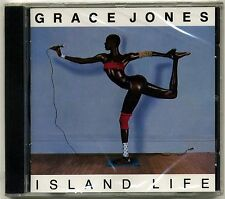 CD - GRACE JONES - Island Life