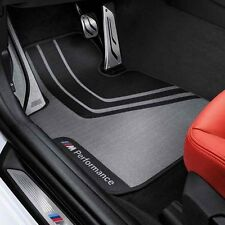 BMW OEM M Performance Floor Mats 2014-2017 228i 235iX M235i Coupes 51472407299