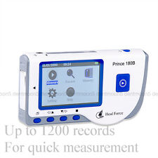 Portable Handheld Mini Color LCD ECG EKG Monitor Electrocardiogram PC software A