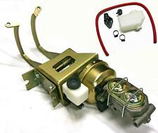 1932 Ford Power Brake Booster Clutch Pedal Assembly Kit + Wilwood Remote Master