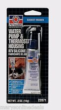 PERMATEX 22071 WATER PUMP & THERMOSTAT HOUSING RTV SILICONE GASKET MAKER .5 oz