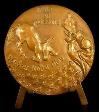 Médaille Fernando Martins de Bulhões saint Antoine de Padoue de Lisbonne medal