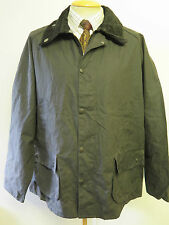"Barbour Bedale Waxed jacket - XL 48"" Euro 58 in Black"