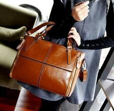 womens designer Leather Handbag Shoulder Bag messenger Tote fashion bag