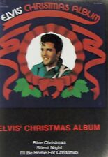 Elvis Presley - Elvis' Christmas Album Audio Cassette Tape1985