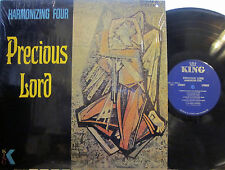 ► Harmonizing Four - Precious Lord  (King 3-1076)
