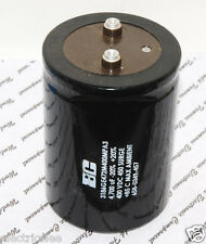 1pcs - BC 4700uF 400V 3186 Screw Terminal Capacitor - 3186GE472M400MPA3