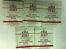 20pcs Elta MD UV Clear Broad-Spectrum SPF46 2g 0.07oz Sample