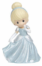 Precious Moments Girl As Cinderella- Musical NIB