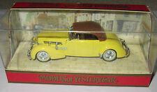 MATCHBOX MODELS OF YESTERYEAR Y-18 CORD MIB MINT BOXED