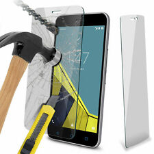 100% Tough Tempered Glass Film Screen Protector for Vodafone Smart Ultra 6