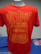 Mens Incubus Rock Metal 100% Bamboo Super Soft Licensed Concert Shirt New S