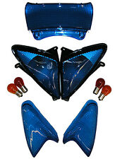 500 T MAX KIT CABOCHON FEU BLUE CLIGNOTANT YAMAHA TMAX TURN LIGHT 99/2007