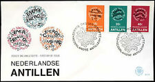 Netherlands Antilles 1978 Energy Conservation FDC First Day Cover #C26677