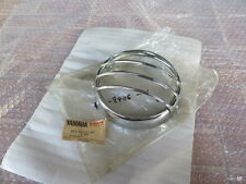 YAMAHA TY175 TY250 TT500 IT400 HEAD LIGHT ROCK GUARD GRILL RIM 493-84115-60 NOS