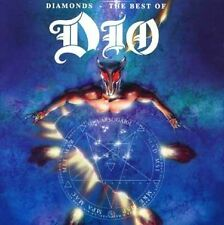 DIO Diamonds The Best Of CD NEW Ronnie James Dio Black Sabbath