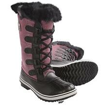 SOREL TOFINO WOMEN BOOTS WATERPROOF SNOW RED/CHILI BLACK SIZE 7.5  NEW