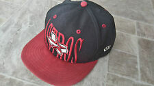 NEW ERA MLB 59FIFTY FITTED BASEBALL CAP - HOUSTON ASTROS - BLACK AND RED