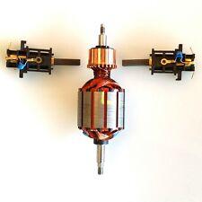 Rotor +Kohle fur Motor für Vorwerk Thermomix  TM3300