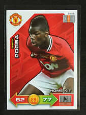 2011-12 Panini Adrenalyn XL Manchester United 80 Base Card Set w/3 Paul Pogba RC