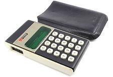 SHARP EL-8016R Vintage Calculator
