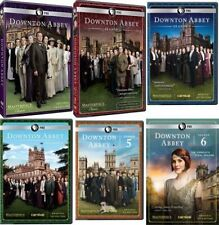 Downton Abbey Brand New Season 1 - 6 DVD Set Complete Series TV Plus Bonus
