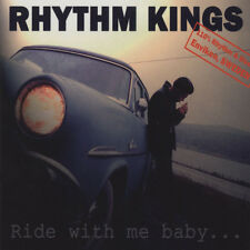RHYTHM KINGS Ride With Me Baby CD Great Rockabilly Rock and Roll Digipack NEW