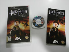 HARRY POTTER AND THE GOBLET OF FIRE PSP ENGLISH UMD VIDEO EA WARNER