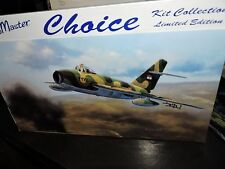 AEROMASTER CHOICE 1/48th SCALE MIG-17F LIMITED EDITION MULTI MEDIA KIT    # 4802