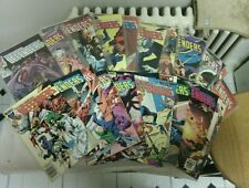 The New Defenders comic book lot!!!HUGE COMIC BOOK LOT!Issues 125-152!!!