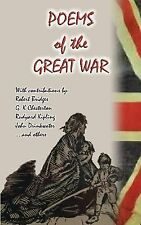 Poems of the Great War - 1914 To 1918 (2014, Paperback)