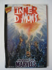 INNER DEMONS TALES OF THE MARVELS MARVEL GRAPHIC NOVEL