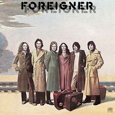 *NEW* CD Album  Foreigner - Self Titled (Mini LP Style Card Case)