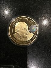 RARE COMMEMORATIVE POPE COIN (NEW IN COIN PROTECTOR)
