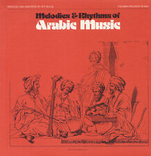 Melodies & Rhythms Of Arabic Music (2009, CD NIEUW) CD-R