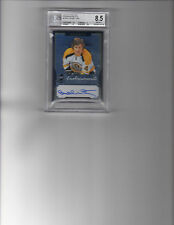2013/14  The Cup Enshrinement Signatures Beckett Graded 8.5 Bobby Orr 23/60!