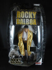 Jakks Pacific Rocky Balboa VS Mason Dixon 2006 Figure New Sealed
